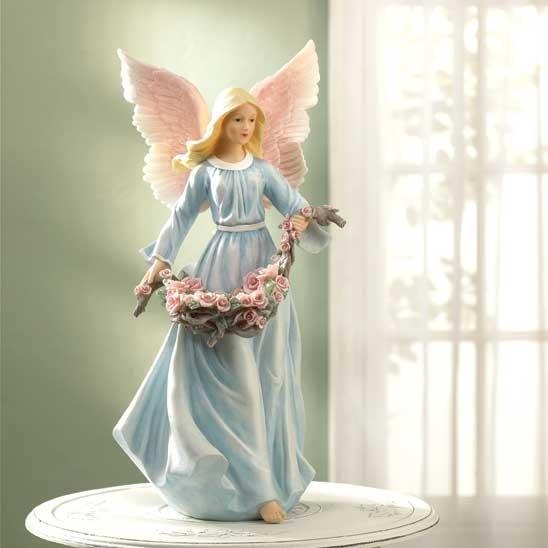 ANGEL FIGURINE---Item #: 37148