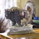 BUFFALO FIGURINE---Item #: 37551