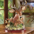 BUCK SPIRIT FIGURINE---Item #: 38350