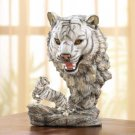 FIERCE WHITE TIGER DISPLAY---Item #: 31404