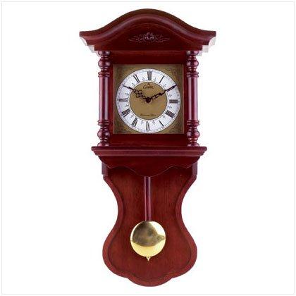 STATELY WALL CLOCK---Item #: 28266