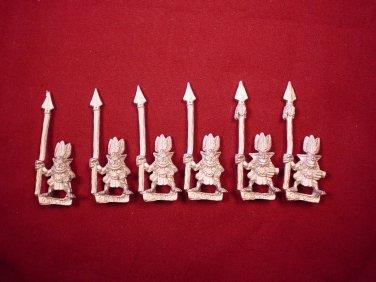 Warhammer Forest Goblin Spearmen
