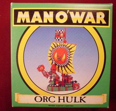 Warhammer Man O' War Orc Hulk
