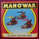 Warhammer Man O' War Khorne Ironsharks