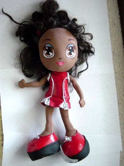 Black Mattel Fashion Doll at Little Shoppe of Toys #600015