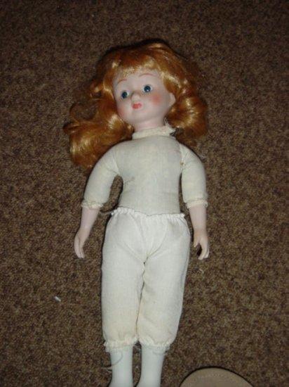Vintage Porcelain Doll Princess House Exclusive  #600035