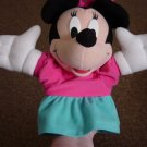 Minnie Mouse Plush Hand Puppet from Mattel  #600101