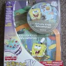 Fisher-Price Interac TV SpongeBob Squarepants Krusty Krab Adventures   #600181