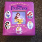 Disney Princess Musical Magical Treasury Happily Every After Musical Book #600223