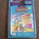 NIP Leap Pad LeapFrog Math The Great Dune Buggy Race Grades 1-3 #600250