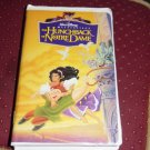 Walt Disney's Masterpiece The Hunchback of Notre Dame VHS  Video #600261