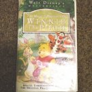 Walt Disney's Masterpiece The Many Adventure of Winnie the Pooh VHS Video #600264