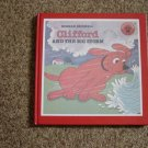 1995 Clifford and the Big Storm Hard Cover Book  #600265