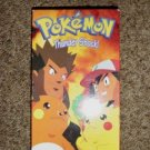 VHS Video Pokemon Thunder Shock Pikachu vs. Raichu at Little Shoppe of Toys #600283