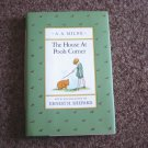 Hardback Book The House at Pooh Corner Written by A.A. Milne #600320