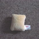 Plush Gold Pillow for Little Bratz Lounging Loft #600325