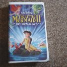Walt Disney's The Little Mermaid II Return to the Sea VHS Video #600347