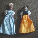 Two Disney Princess Dolls Snow White and Cinderella #600363