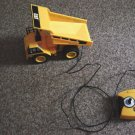 Toy State Industries Remote Control Caterpillar Dump Truck #600366