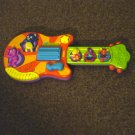 Fisher Price Nick Jr The Backyardigans Musical Sing 'N Strum Guitar Toy  #600377