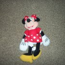 "Disney Minnie Mouse 14"" Plush Stuffed Doll #600440"