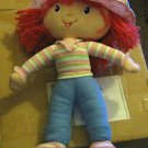 "Large 15""  Kelly Toys Strawberry Shortcake Doll at Little Shoppe of Toys #600444"