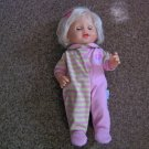 Fisher Price My Baby Sneezes Talking Doll #600485