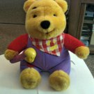 1999 Mattel Disney Winnie The Pooh Honey Animated Talking Plush Bear Toy #600504