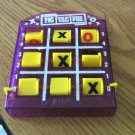 JA-RU Clear Plastic Travel Size Tic Tac Toe Game Player #600507