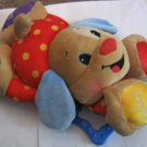 Fisher-Price Loveables Puppy Musical Crib Pull Toy #600509