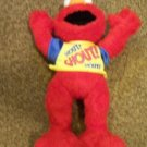 SALE ITEM 2004 Sesame Street Shout Interactive Elmo Doll  #600516