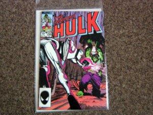 Incredible Hulk (1962-1999 1st series) 296 FN Comic Book #600539