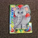 The Circus Board Book a Bendon Publication  #600546