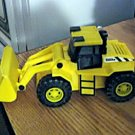 Plastic Hasbro Tonka Wheel Loader Toy Lights Makes Sounds #600550