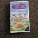 Classic Walt Disney's Dumbo VHS Video #600555