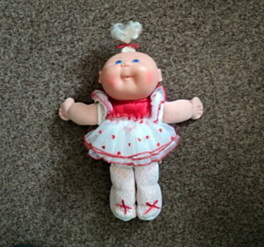 SALE 1995 OAA, Inc. Girly Cabbage Patch Kids Doll #600631