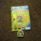 ActivePAD 123 Fun Book and Cartridge #600649