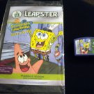 LeapFrog Leapster L-Max SpongBob SquarePants: Saves the Day Game Cartridge  #600651
