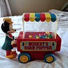 Vintage Disney ILLCO Mickey Mouse Vintage Corn Popper Push and Pop Toy 6x8 #600636