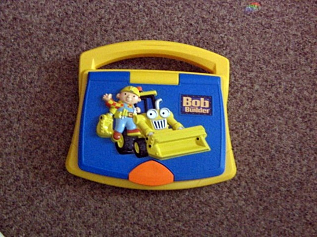 Bob The Builder Vtech Toy Laptop Computer 600595