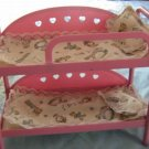 Pink Lovee Doll & Toy Co. Bunk Beds #600501