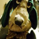 Green and Silver Hush Puppies Applause Limited Edition Collection #4 Basset Hound #600083