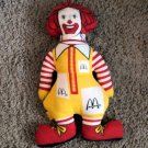 "13 1/2"" Ronald McDonald Cloth Doll #600567"