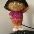 Dora the Explorer Night Light Doll Plastic Resin  #600678