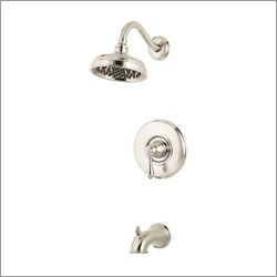 Marielle Tub & Shower Brushed Nickel.  LIST $315. SAVE $166.