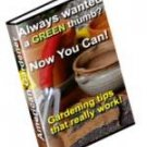 American Gardener Ebook  on Cd