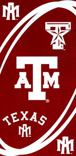 Texas A&M Beach Towel