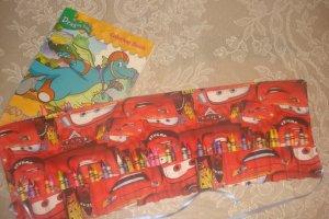 Large Crayon Wrap