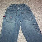boy's sz 8 R Lee jeans with adjustable waist