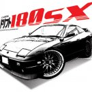 Nissan 180sx Car Tees
